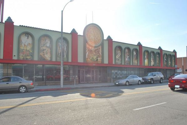 A Story of Our Struggle at E. First and Towne in East Los Angeles I Photo courtesy MCLA