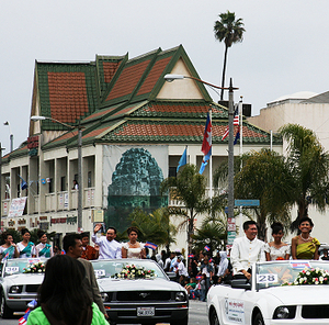 Cambodia Town Parade | Photo from cambodiantown.com