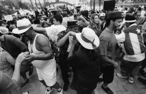 Echo Park Cuban Festival, 1997 | Courtesy of the Los Angeles Public Library