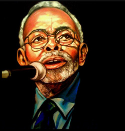 Amiri Baraka by Billy Burgos