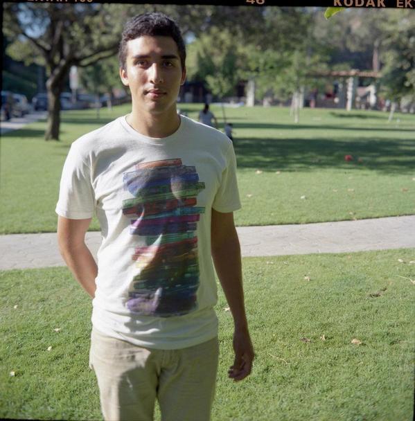 Ramiro Gomez I Photo by David Feldman