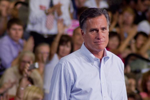 Mitt Romney I Photo by Ed Fuentes