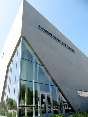 Vincent Price Art Museum | Photo by waltarrrrr used under a Creative Commons license