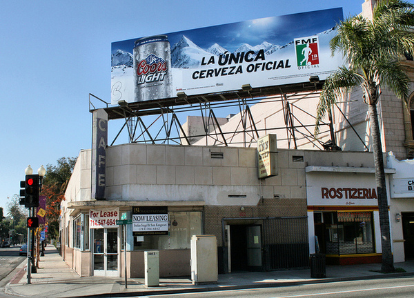 Santa Ana has a majority Latino population | Photo by Trader Chris used under a Creative Commons license