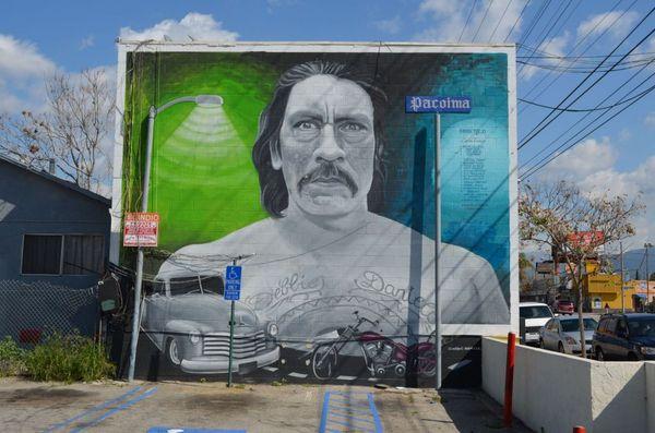 Pacoima's Danny Trejo I LeviPonce.com