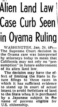 L.A. Times, January 25, 1948