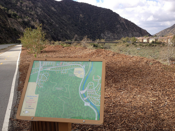 San Gabriel River Trailhead | Photo by The City Project