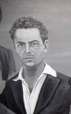 Harold Lehman detail