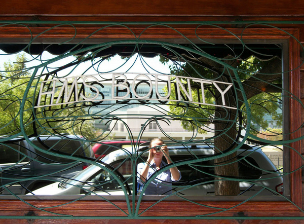 HMS Bounty has been a popular local watering hole since 1962 | Photo: Hadley Meares