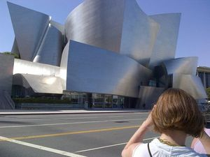 Walt Disney Hall I Photo @EthicalLiteracy