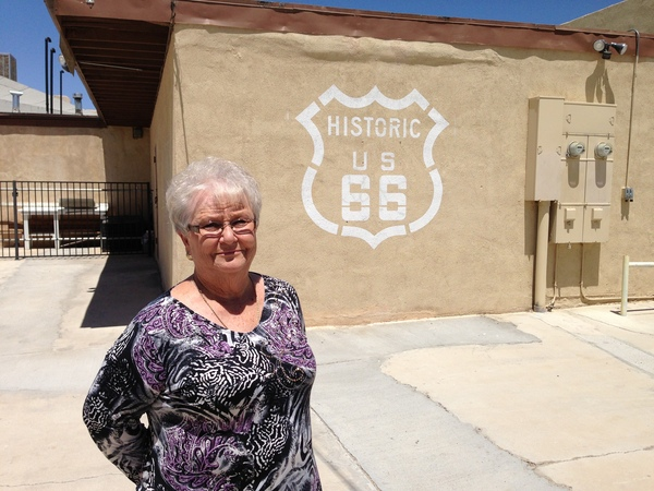 Sharon Foster Route 66 Museum I Photo: Ed Fuentes