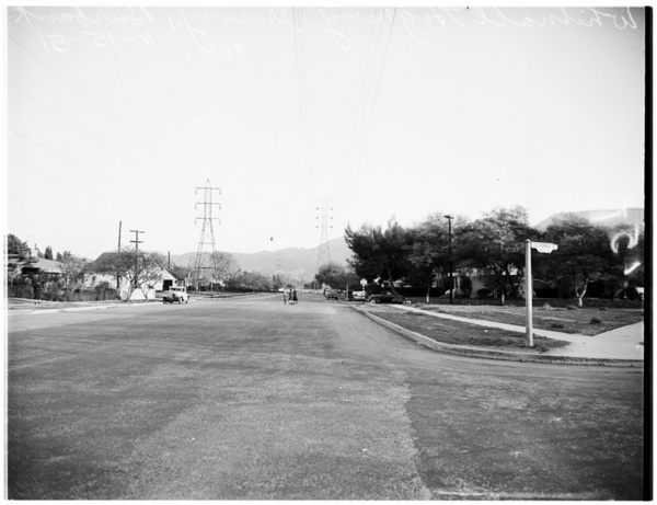 Whitnall Highway in 1951 | Herald Examiner Collection, USC Digital Library