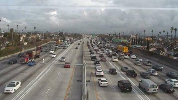 ExpressLanes on 110 Freeway | Photo: Metro