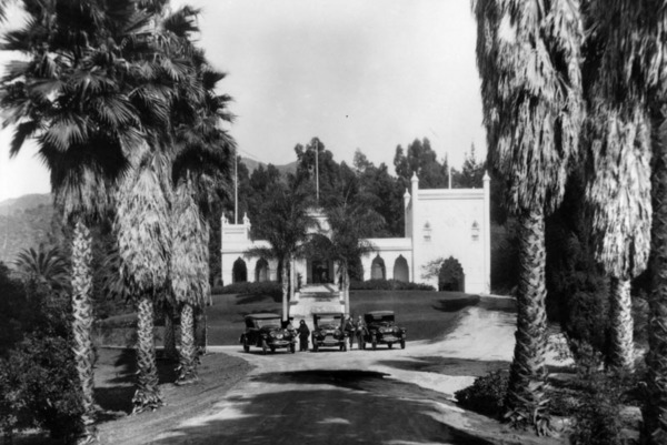 El Miradero, ca. 1920 | Courtesy of the Los Angeles Times