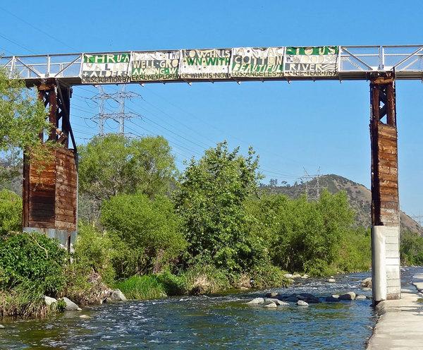 Bridge banner I Elkpen