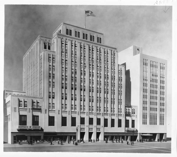 Title Insurance Building, 1928 | Courtesy of the USC Digital Archives