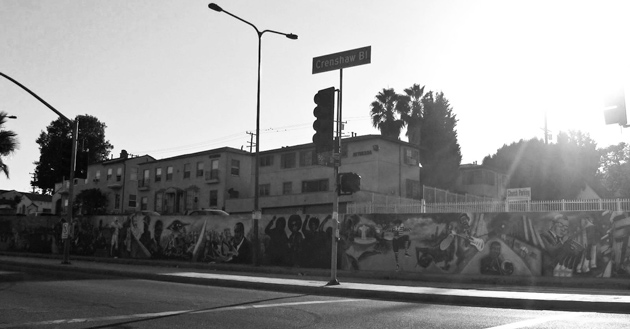 Image result for South Los Angeles: Crenshaw and Slauson
