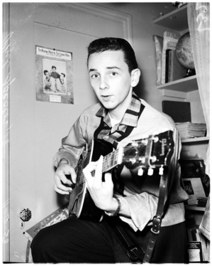 Phil Spector, ''Boy Songwriter'' 1958 | Los Angeles Examiner Collection, courtesy of the USC Digital Library