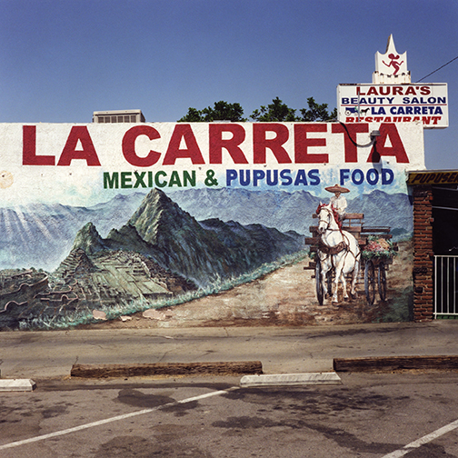 La Carreta Restaurant I Photo by Thomas McGovern