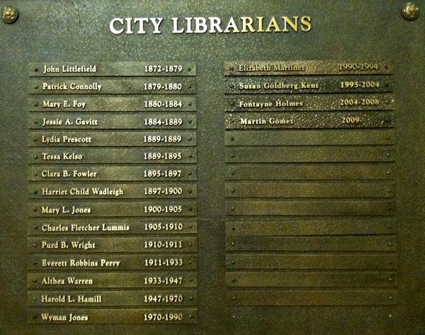 citylibrarians