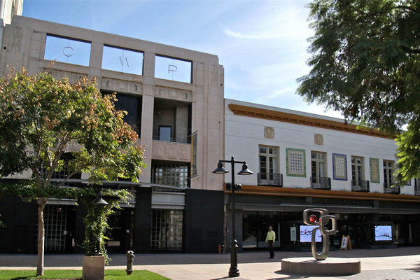 UCR Arts Block I Photo by Ed Fuentes
