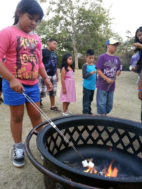 Marshmallows at Marsh Park | Photo: Courtesy of MRCA