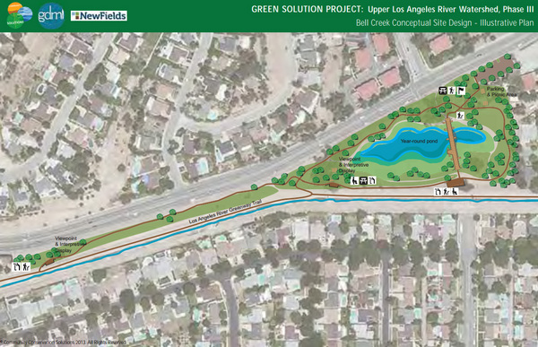 Bell Creek Conceptual Site Design