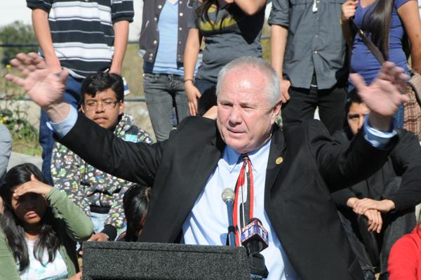 CD4 Councilmember Tom LaBonge