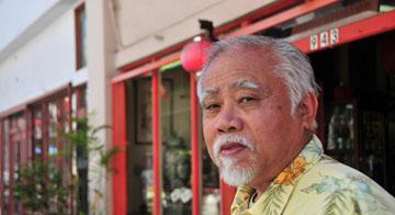 Mason Fong of Fong's Antiques