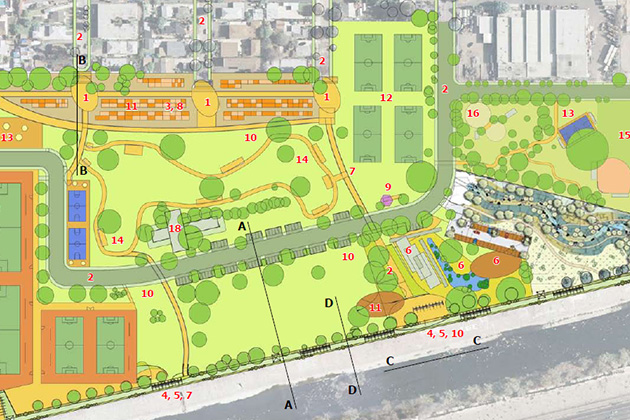 Griffith Park Los Angeles Map.Northeast Los Angeles Placemaking Competition Griffith Park