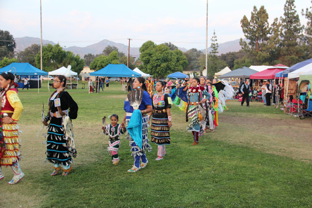Bell Gardens Thats Indian Town 1980s Pow Wows and Cultural