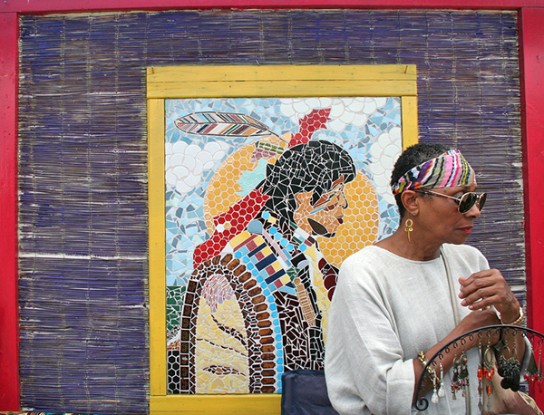 The art and life along Degnan Blvd. in Leimert Park