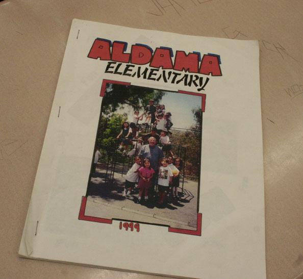 Aldama Elementary School Yearbook 1999