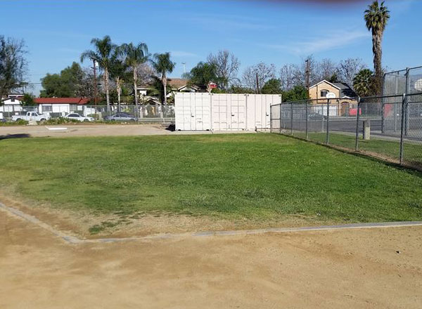 Possible Location #1: North-West Softball Field off Farmer Ave, Photo by: Vienna Z.