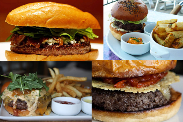 Some of L.A.'s top burgers