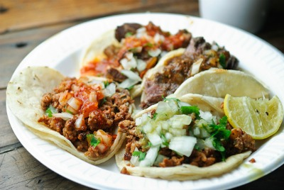 Tacos at Cactus. Photo by Shane Redsar