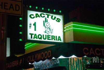 Cactus Taco. Photo by Shane Redsar