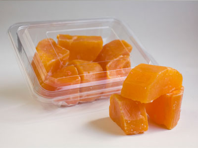 Squash and Pumpkin Candy by La Zamorana