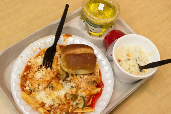 Hospital Food Reviewed: The Ray Charles Cafeteria at Cedars