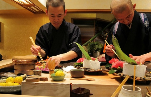 Beverly Hills Sushi Bar Urasawa Fined For Wage Violations Kcet
