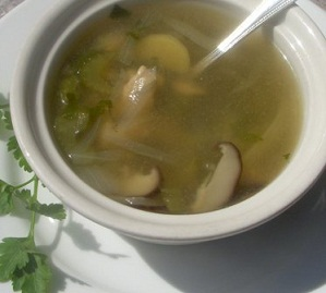 Ginseng Chicken Soup (Photo: Courtesy of Hugo's Restaurant)