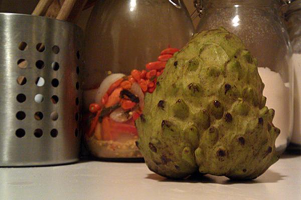 Mystery Fruit: Guanaba