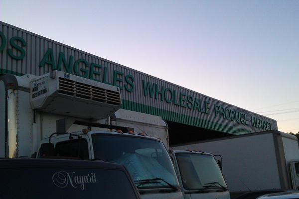 Wholesale Produce Market