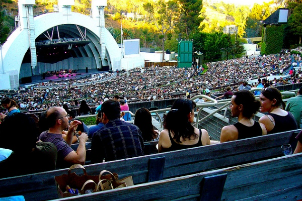 The Hollywood Bowl >> Picnics At The Hollywood Bowl Make Summer Doubly Delicious Kcet