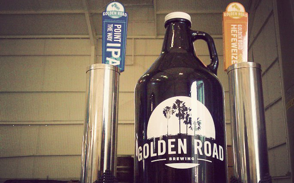 Photo: Golden Road Brewing