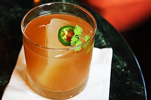The Karai Karai cocktail (recipe below) | Photo by Lesley Balla