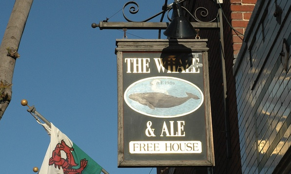The Whale and Ale in San Pedro is one of the several Southland English Pubs celebrating the Royal Wedding