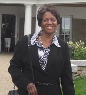 Dr. Wenwa Akinyi Odinga Oranga