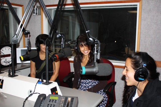 The GlobalGirls Kick it Up on KPFK