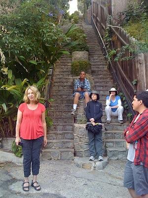 The Beachwood Stairs